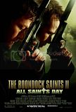 The Boondock Saints II All Saints Day 2009 Poster